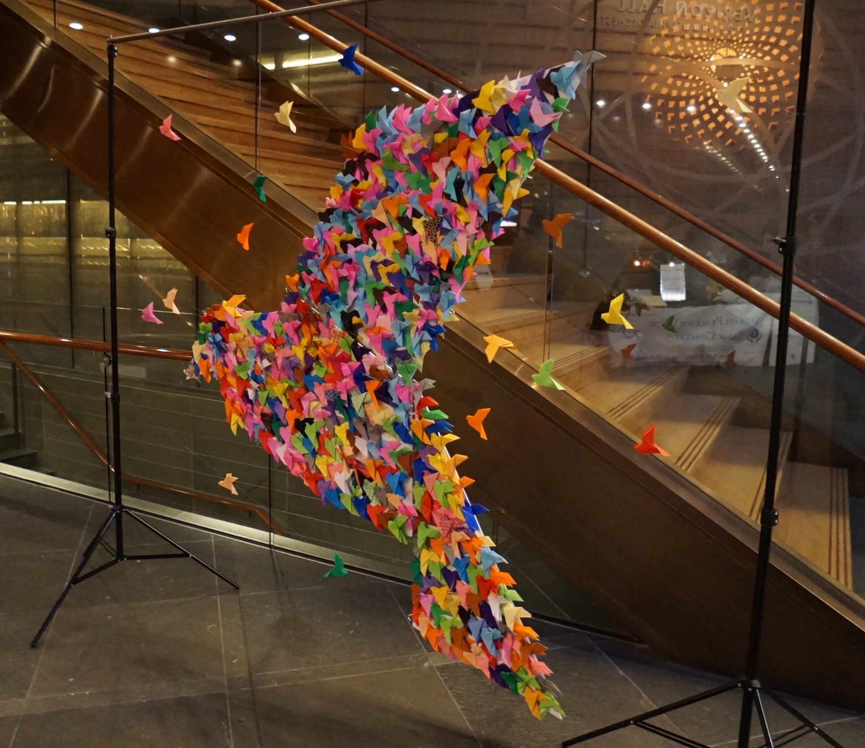 Giant Peace Dove Wall Art Taro S Origami Studio