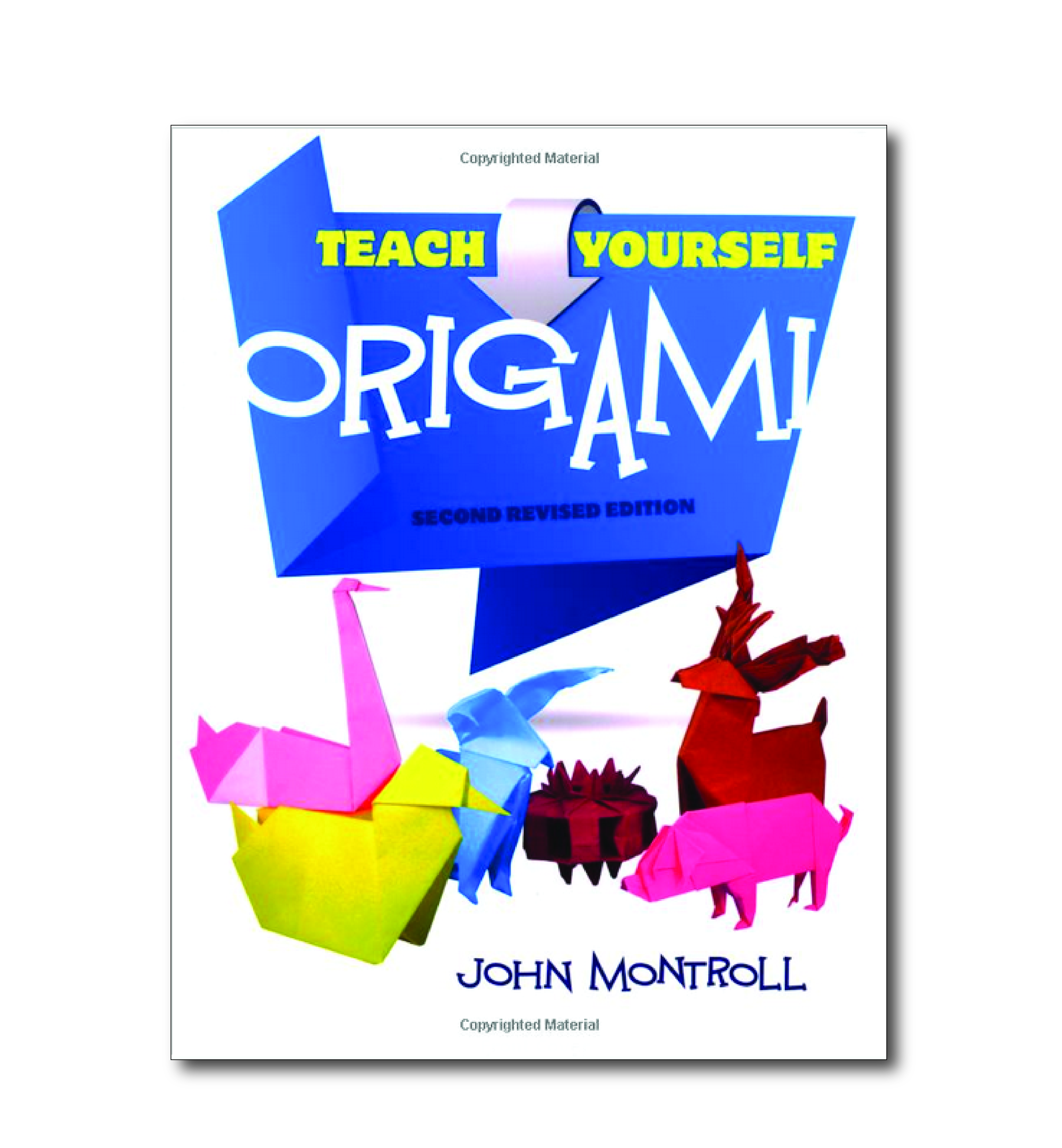 Online Origami Class 1 Text Book Teach Yourself