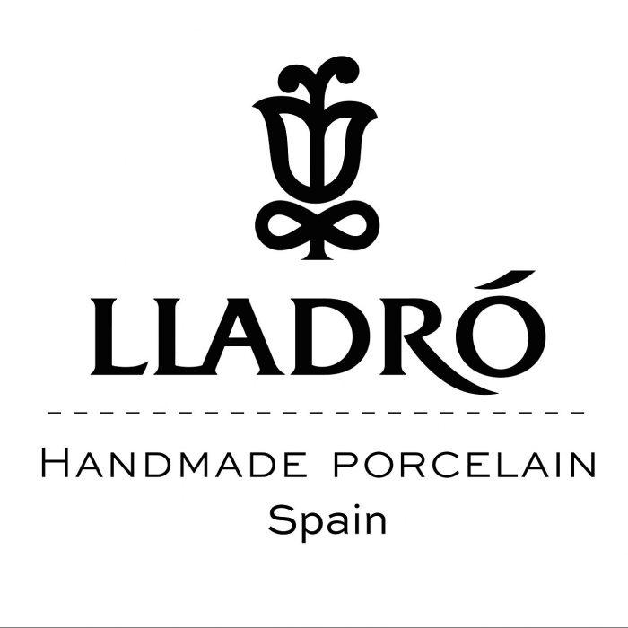 Lladro Logo-Handmade Spain