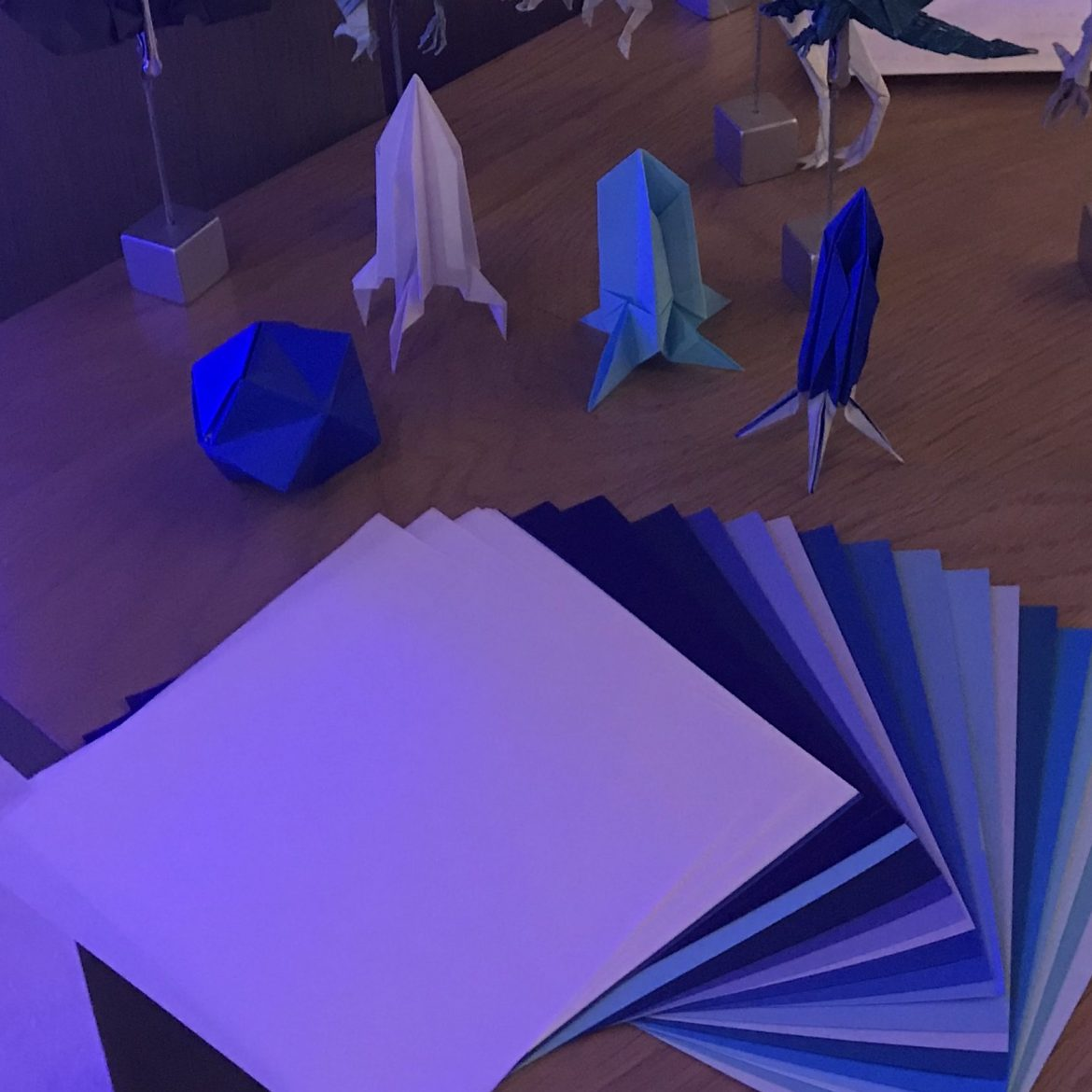 Origami Table 01