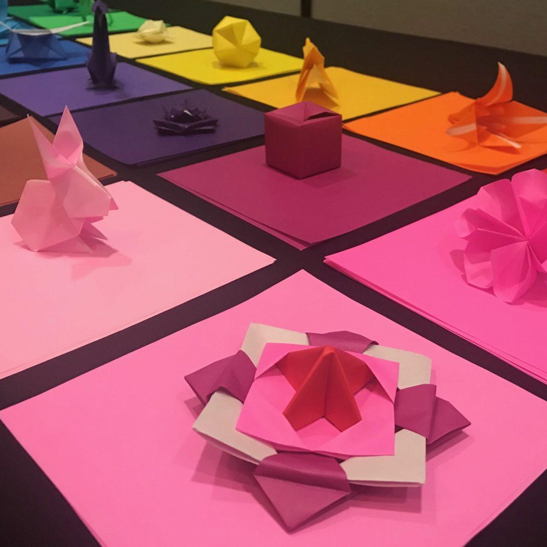 Corporate Work Taros Origami Studio