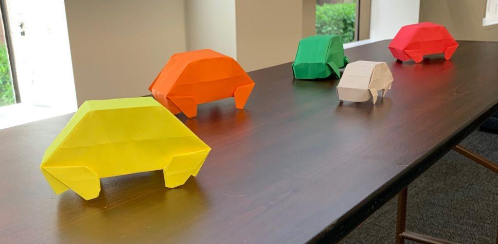 Bay Area Uber Events | | Taro's Origami Studio