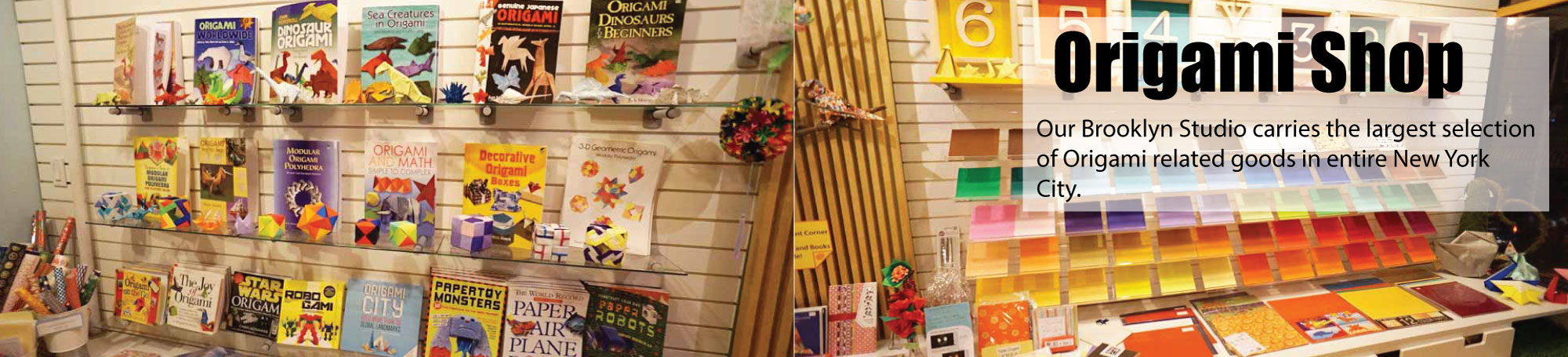 Origami Store Nyc